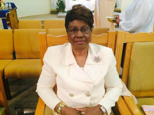 Mother Shirley Holland