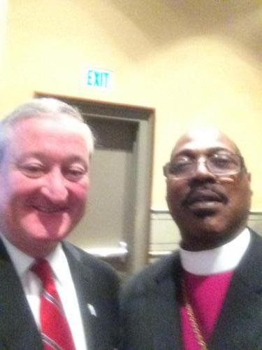 Mayor Kinney & Bishop