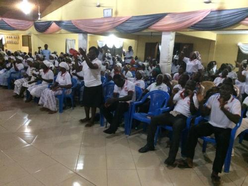 Ghana Worship