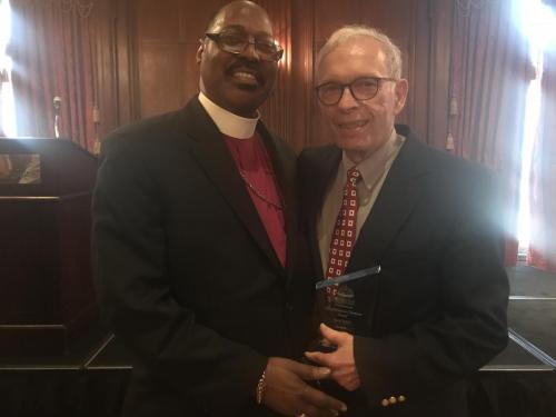 Bishop McNear/Lyn Crowe